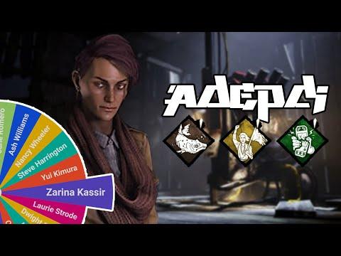 Zarina Kassir Dead By Daylight: Ruletka Adeptów #6 W/ Undecided, Guga, Tomek