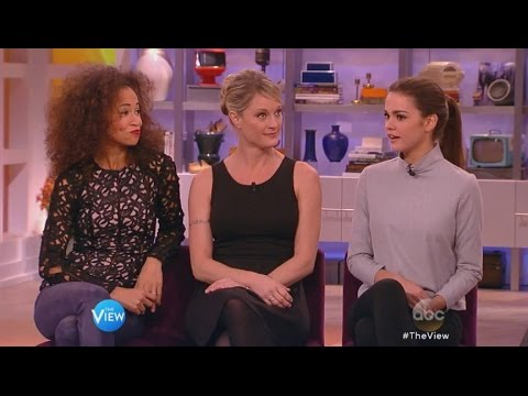 Teri Polo:  'The View'February 26, 2015