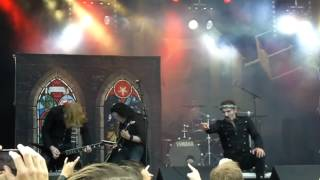 Hell - On Earth As It Is In Hell - Into The Grave 2012