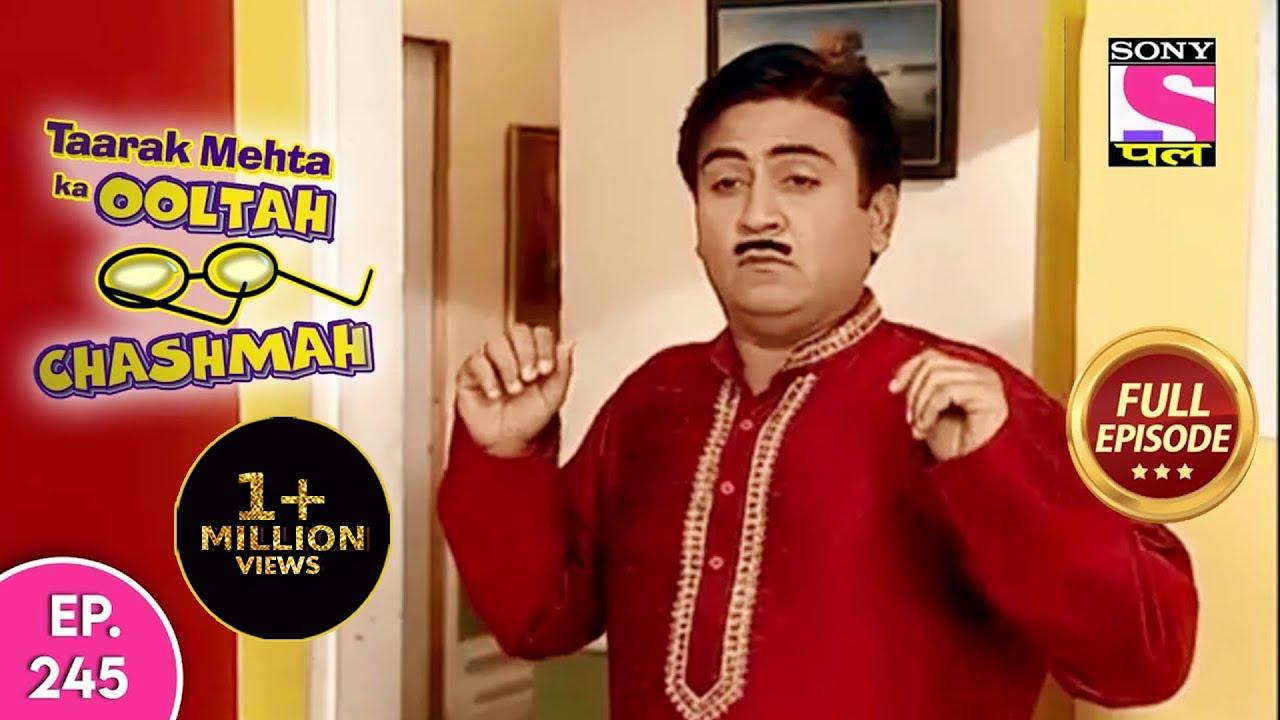 Taarak Mehta Ka Ooltah Chashmah | तारक मेहता का उल्टा चश्मा | Episode 245 | 20th September, 2020