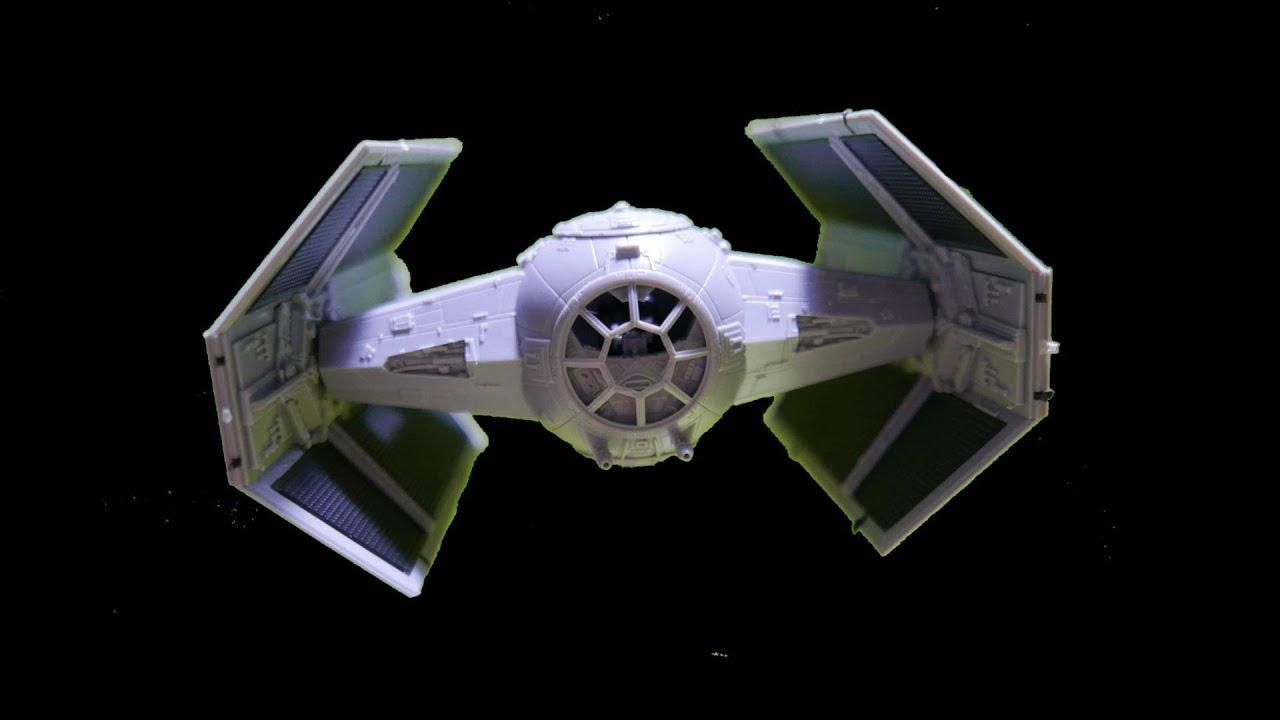 wars tie advanced x1 1 72 scale tie fighter bandai