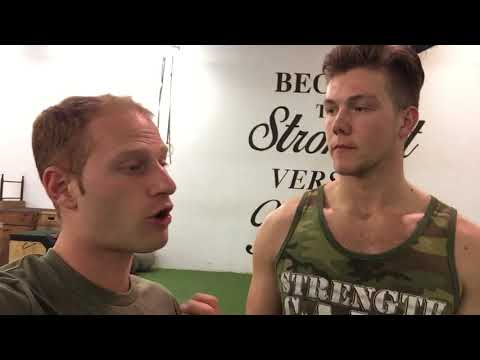 Strength Camp in Canada! How to Overcome Odds