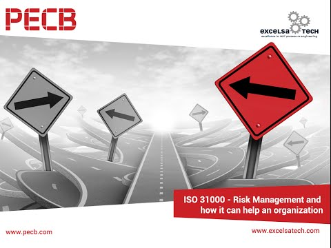 ISO 31000 – Risk Management and how it can help an organization