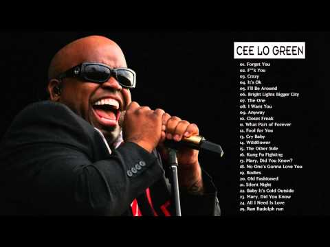 CeeLo Green's Greatest hits - Collection HD/HQ