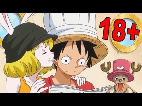 Reading Luffy x Carrot + Jojo x Dio Fanfiction #Carrot4Nakama