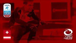 Switzerland v Austria - Men's Round-robin - Le Gruyère AOP European Curling Championships 2017 thumbnail