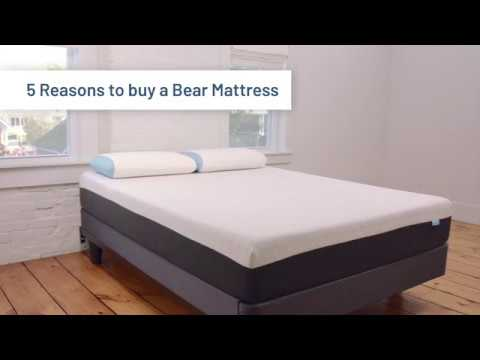 The Mattress Designed for Athletes – Bear Mattress