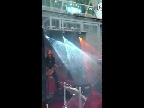 Cebit 2012 - Bayern Innovativ Booth-Party