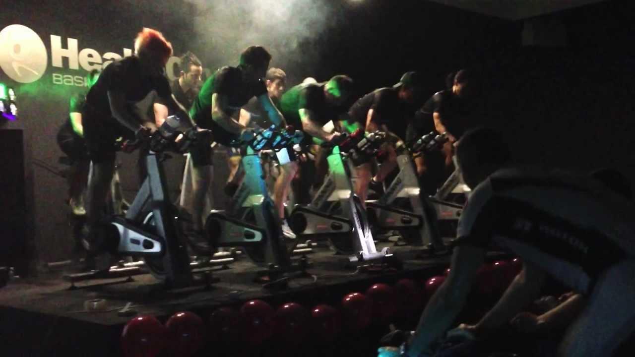 Gimnasio healthcity alcobendas evento ciclismo indoor youtube - Gimnasio en alcobendas ...