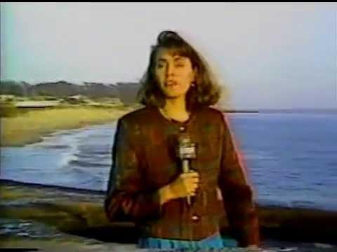 KSBW 8 Salinas CA  1993  News