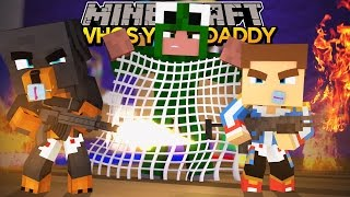 Minecraft - Donut The Dog Adventures -WHOS YOUR DADDY!!TOY STORY BABIES!!