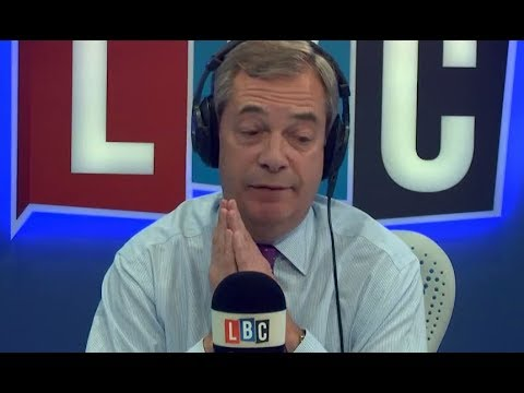 The Nigel Farage Show: €45-55bn Britain's Brexit divorce bill has been agreed - 28 Nov 2017