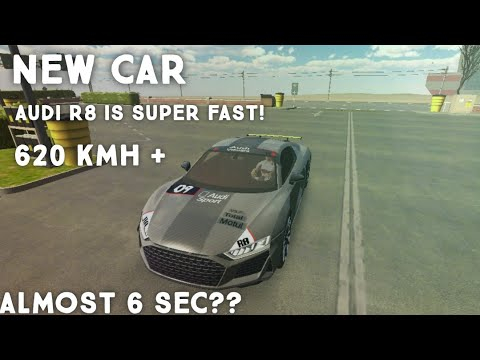 Car Parking Multiplayer New Audi R8 Is A Beast Youtube