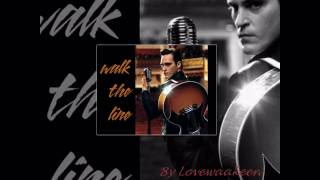 Walk the Line / Ring of Fire performed by Joaquin Phoenix modified version