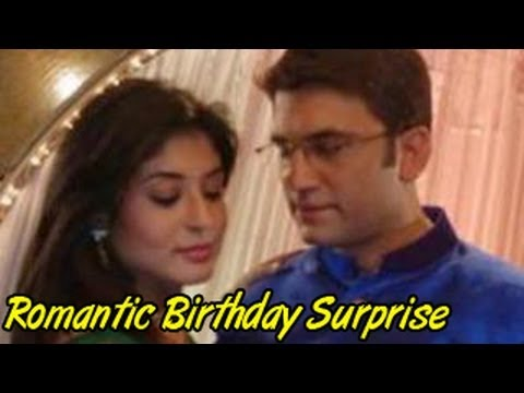 Nidhi PLANS A ROMANTIC BIRTHDAY SURPRISE for Ashutosh in Kuch Toh Log Kahenge 1st August 2012