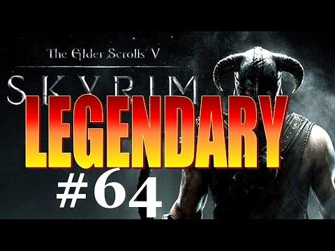 Skyrim Walkthrough Legendary Difficulty - Part 64 - Post Ustengrav Business