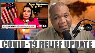 Nancy Pelosi Talks Deal On Second Stimulus Check Update + $1200 Stimulus Package Update Unemployment