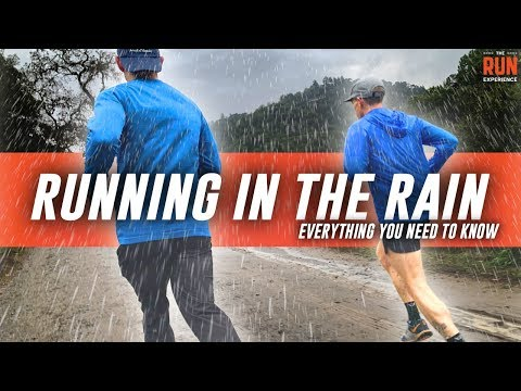 Running In The Rain | Everything You Need To Know!