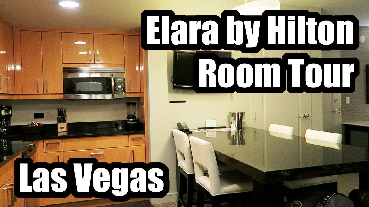 Elara By Hilton Grand Vacations 1 Bedroom King Suite Room Tour In