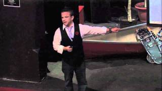 TEDxQueensU – Mark Black – Living Life