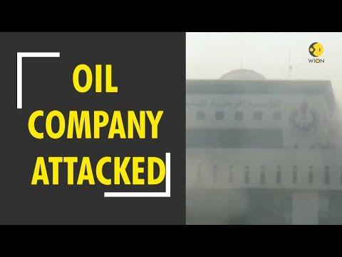 Libyan oil corporation HQ attacked in Tripoli