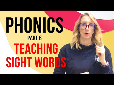 ESL Games For Young Learners | How to teach Sight Words
