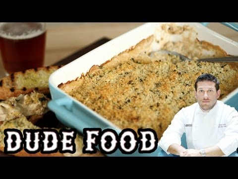 Easy Cheesy Crab Dip - Dude Food