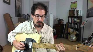 50 Jazz Blues Licks - #12 Jack Mcduff - Guitar Lessons - David Hamburger