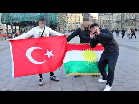 Stehen FRAUEN auf KURDEN oder TÜRKEN ? 🤔   🇹🇷🇹🇯 Türkei vs. Kurdistan