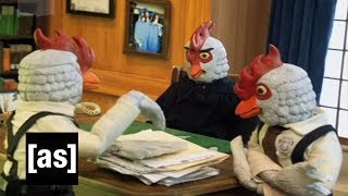 Law & Order: KFC | Robot Chicken | Adult Swim