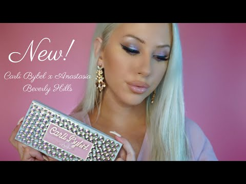 NEW ♡ Carli Bybel x Anastasia Beverly Hills tutorial thumbnail