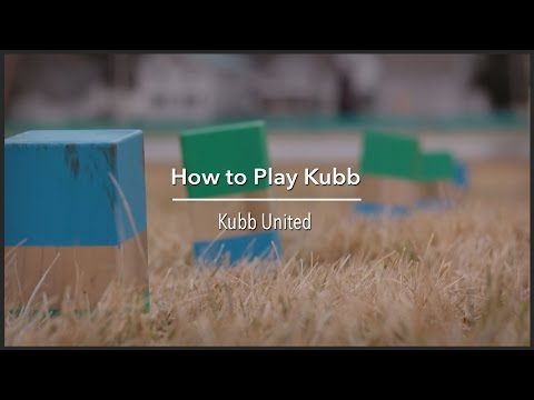 image relating to Kubb Rules Printable named Kubb Pointers How in direction of Participate in Kubb - YouTube
