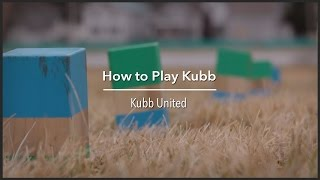 Kubb Rules | How to Play Kubb