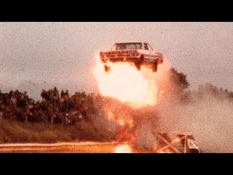 Download My World Record Car Jump in a 1965 Chev Impala (don't try this at home)