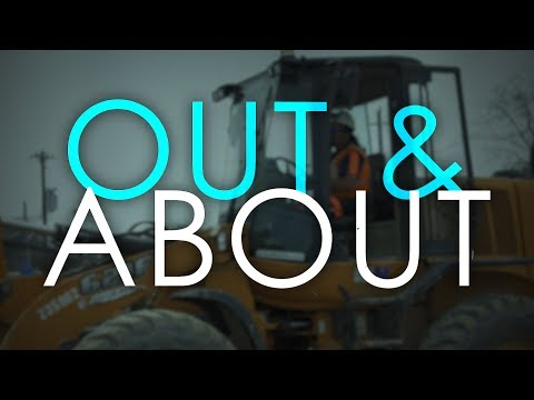 Out & About Episode 23 with Steve - Kannapolis Downtown Construction Update