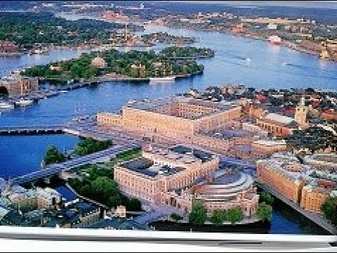 Stockholm City - Sweden 2018 Part 2