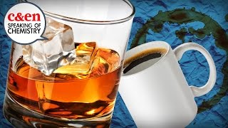 Whisky Versus Coffee: Dueling Droplets—Speaking of Chemistry