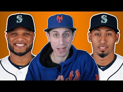 Robinson Cano & Edwin Diaz TRADED to New York Mets Reaction