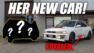 Replacing the Crashed JDM WRX!