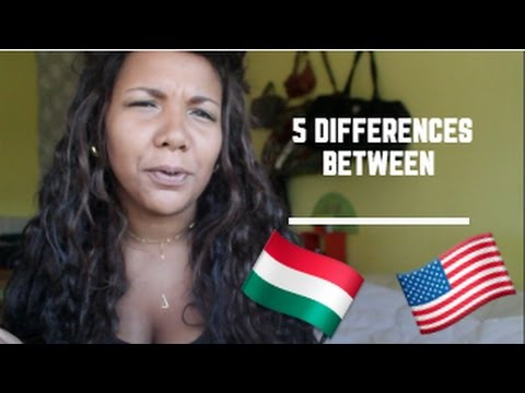 5 Differences Hungary & US | ilyssaG * expat life