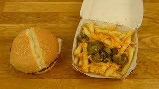 Burger King - Honey BBQ Beef | Chili Cheese Fries | Coke Light
