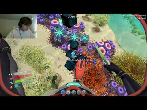 Subnautica | Episode 4 | Scanning the Seabed