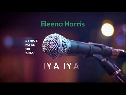 Iya-iya-Eleena Harrisi[LYRICS] OST Jojie Gigil