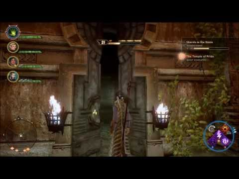 Dragon Age Inquisition Find the Door to the Temple of Pride Solasan