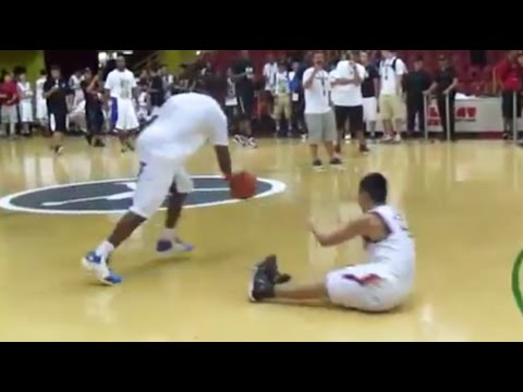 Best of Chris Paul playing 1 on 1 vs Fans!