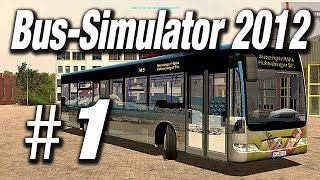 Thumbnail für das Bus Simulator 2012 Let's Play