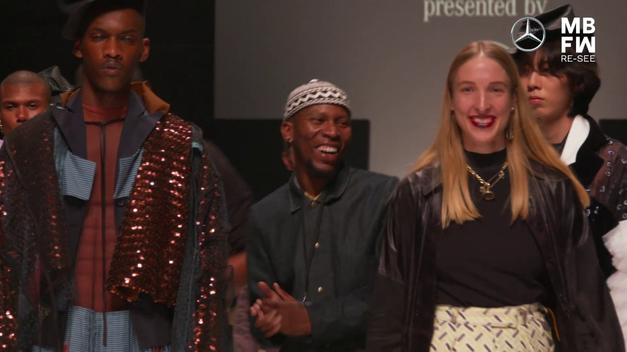 MBFW.Berlin A/W2020 - Mercedes-Benz Presents Fashion Talents From South Africa