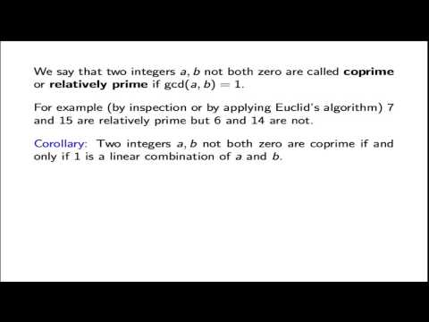 3.5. Linear Combinations