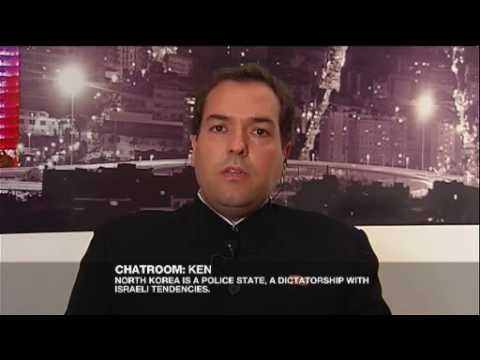 Riz Khan - Behind North Korea's closed doors - 30 Apr 09 - Part 1