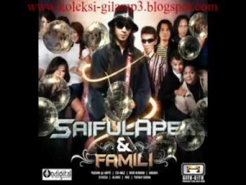 saiful apek & famili - Hua Hua Hua